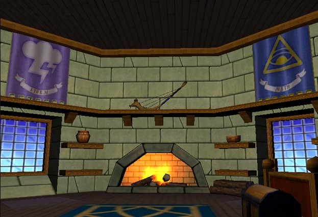 Wizard101 Dorms Then & Now: 2008 - 2015 - Stars of the Spiral