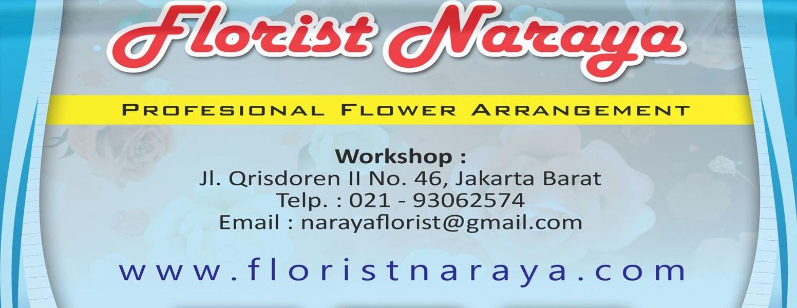 Florist Naraya : Toko Bunga Ucapan