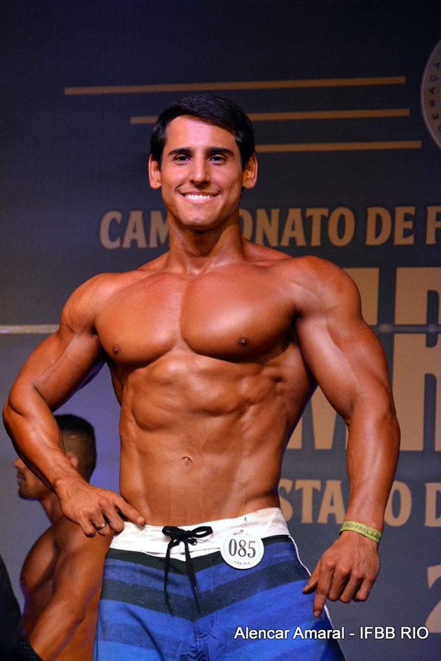 Ivo disse que poderia ter sido campeão se houvesse apresentado um shape mais seco. Foto: Alencar Amaral