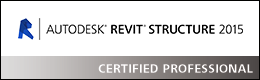 Autodesk Revit Structure 2015 Certified Professional