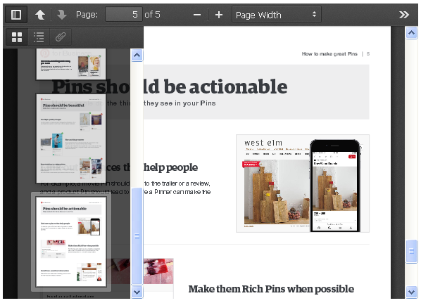 how to embed pdf file in html page