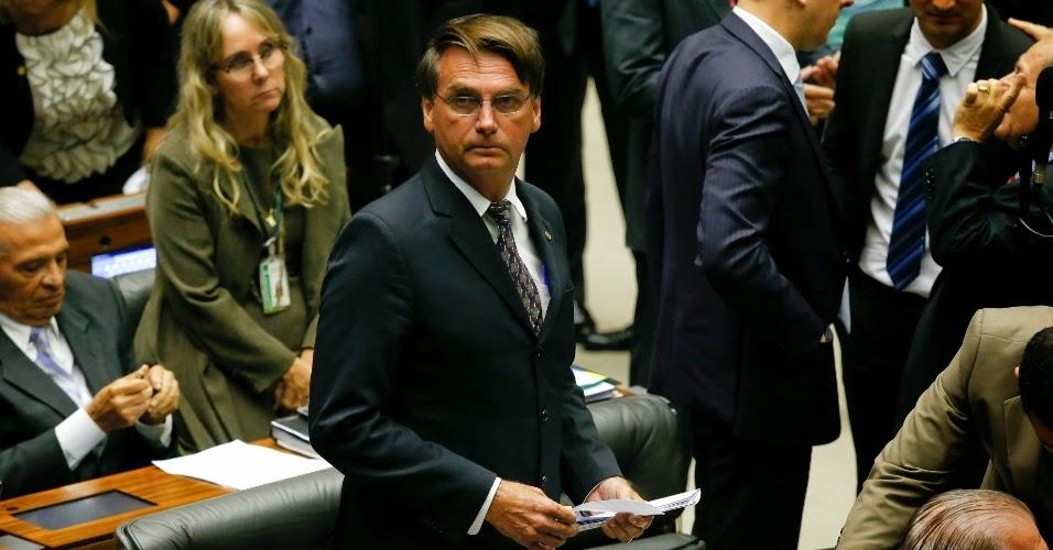 Bolsonaro Versus Maria do Rosário - Um Asno