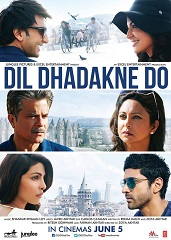 Watch Dil Dhadakne Do (2015) DVDRip Hindi Full Movie Watch Online Free Download