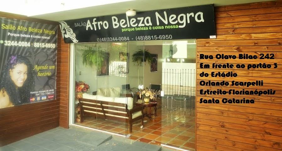 SALÃO AFRO BELEZA NEGRA