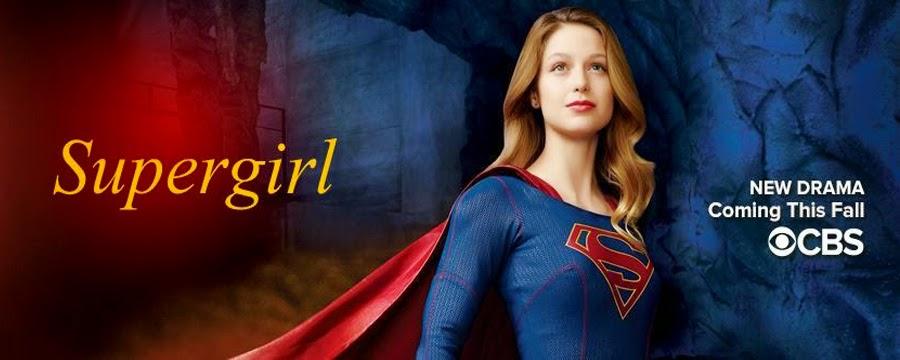 Cô Gái Siêu Nhân: Phần 1 - Supergirl Season 1 - 2015