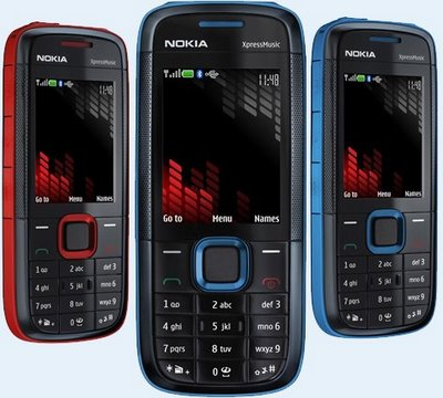 Nokia 5310 XpressMusic With New Features