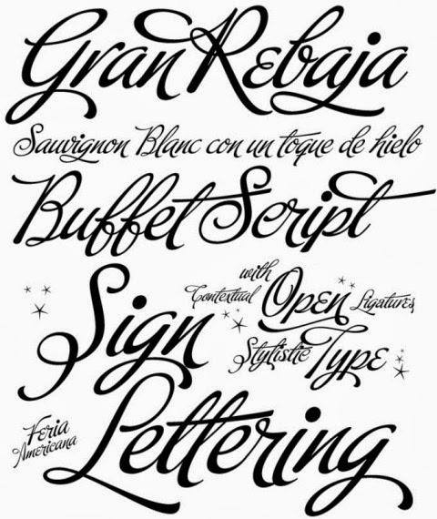 Handwriting Script Font