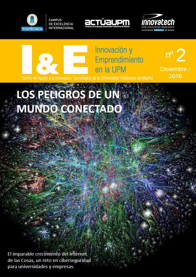 nº2. I&E Innovación y Emprendimiento en la UPM (diciembre 2016)