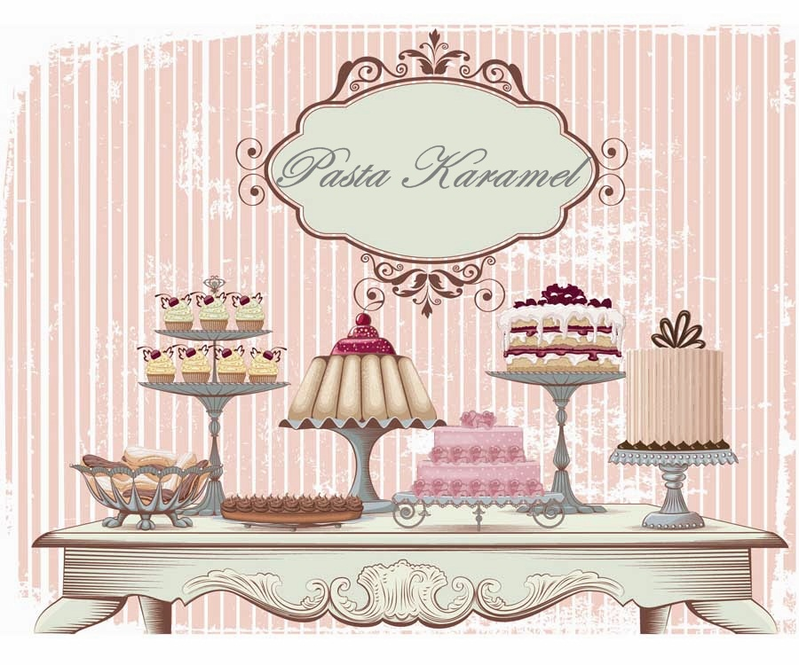 Pasta Karamel
