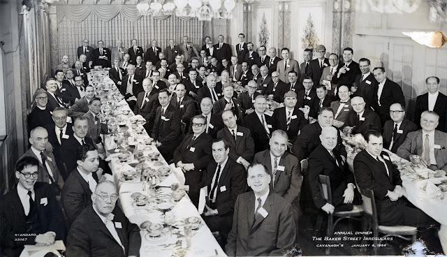 The 1966 BSI Dinner