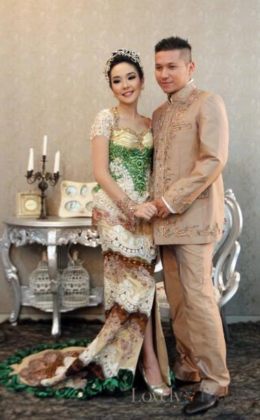 Foto Pre Wedding Gading Marten dan Gisel