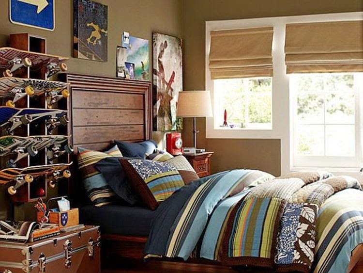 kids room ideas for teen boys
