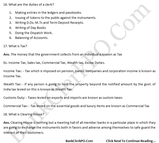 Ibps common interview questions and answers 2013 ciq po clerk so