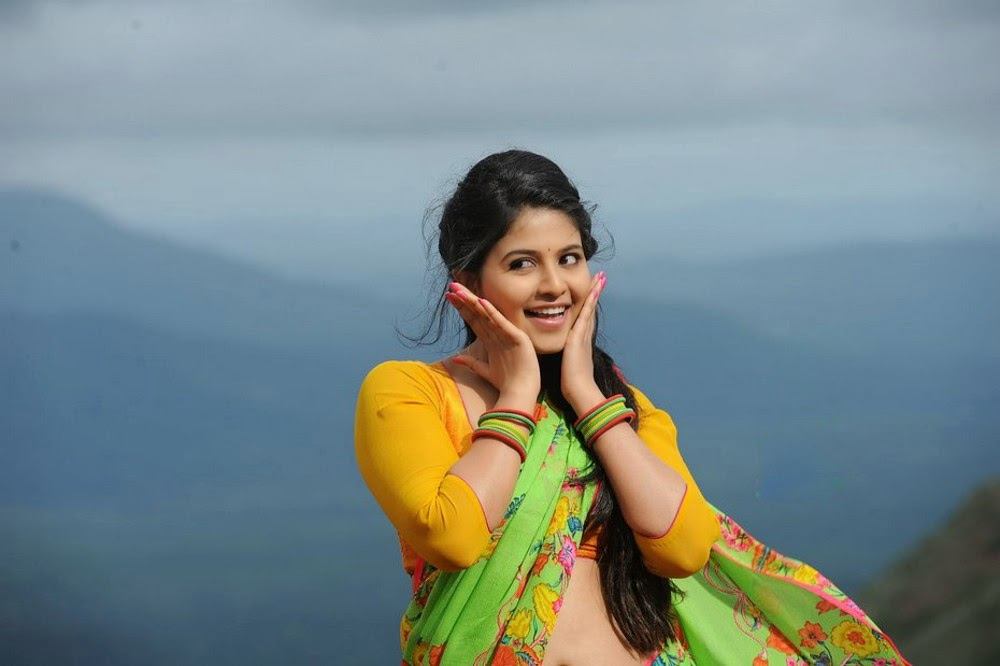 Anjali latest glamorous photos-HQ-Photo-8