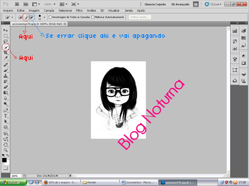 how to make transparent in photoshop cs5