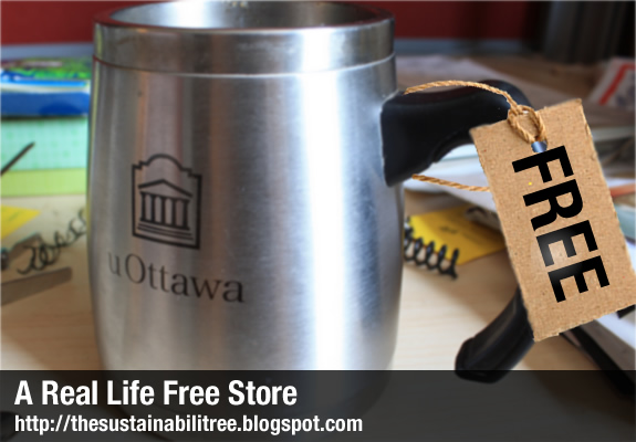 mug, tag, free, uOttawa