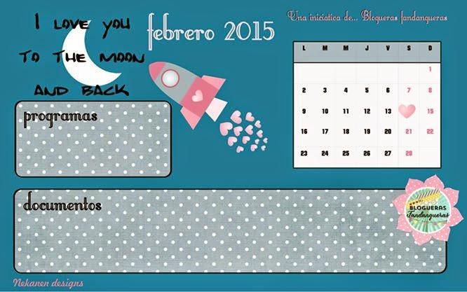 Calendario 2015: Febrero7