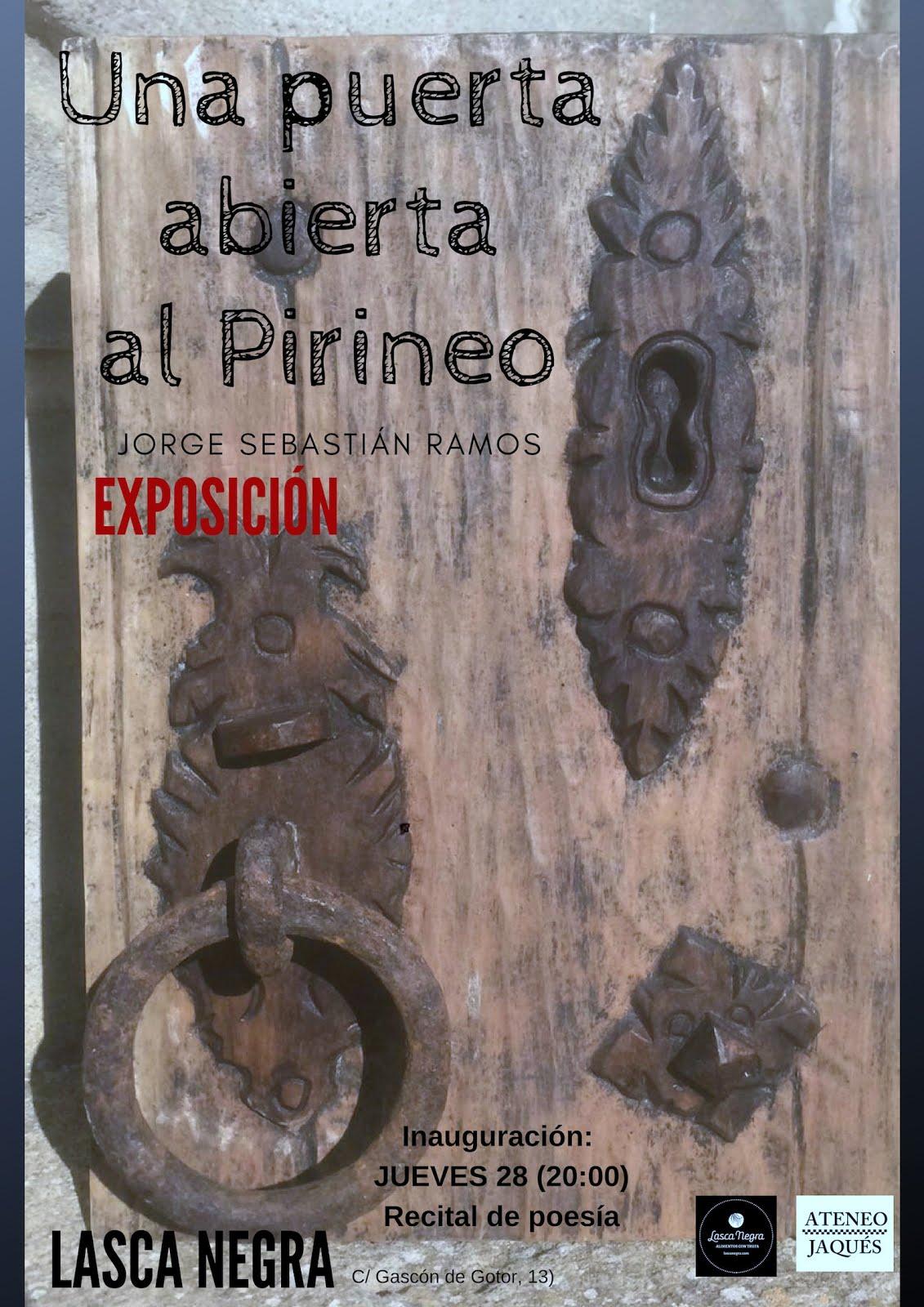 EXPOSICIÓN EN ZARAGOZA: UNA PUERTA ABIERTA AL PIRINEO de Jorge Sebastián Ramos