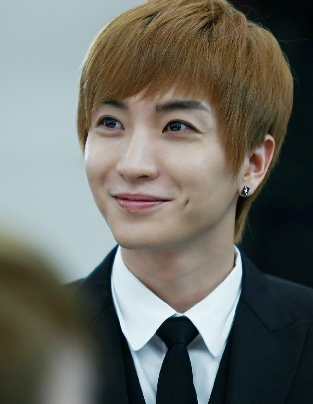 Foto Leeteuk Super Junior 2015