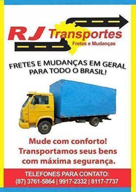 R J TRANSPORTES