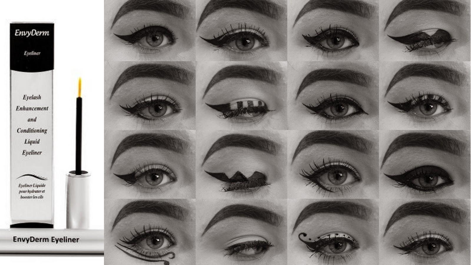 Eyeliner designs eyeliner styles