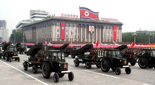 Rudal Nuklir Korea Utara