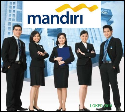 PENERIMAAN PEGAWAI BANK MANDIRI
