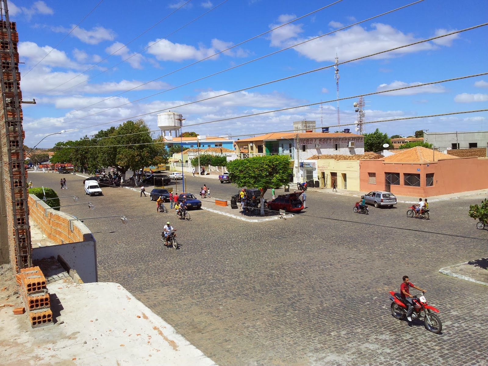 Fotos da cidade de xique xique bahia