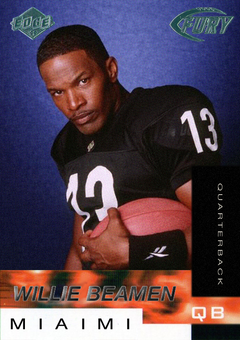 Neato Coolville: FANTASY FILM FOOTBALL TRADING CARDS