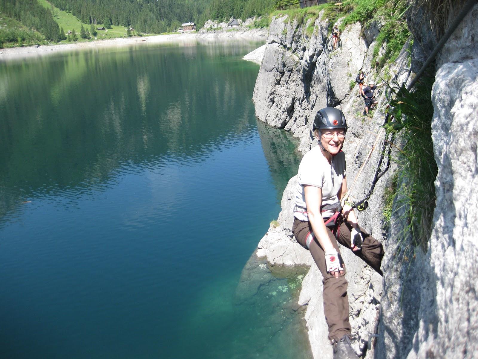 Laserer Alpin Klettersteig : Mein tourentagebuch laserer alpin klettersteig