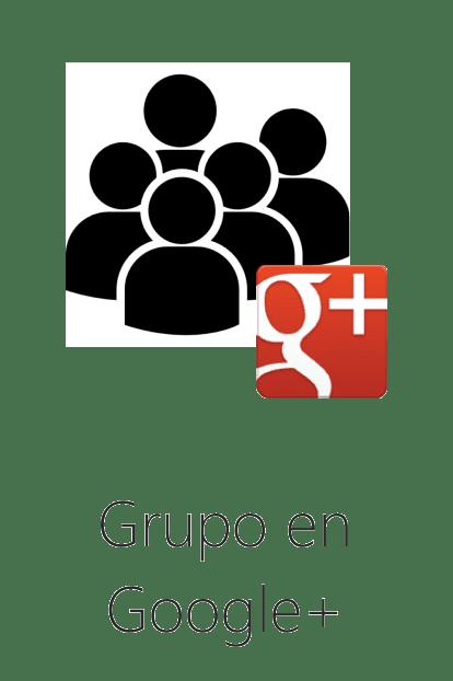 Grupo Google+