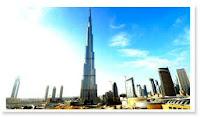 Paket Tour 5H4M Burj Khalifa - Pilihan Hotel & Paket Tour di Dubai - UAE