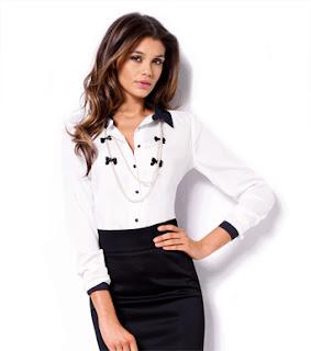 lindos modelos de blusas sociais femininas 02