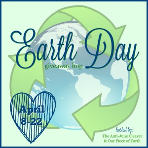 Earth Day Giveaway Hop - April 8 - 22