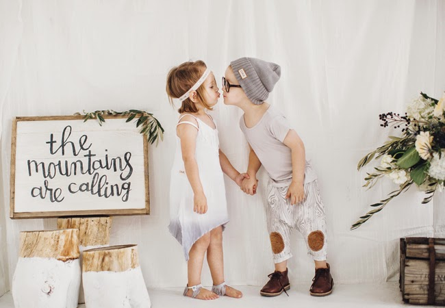 Kindred OAK Spring 2015 kids fashion collection