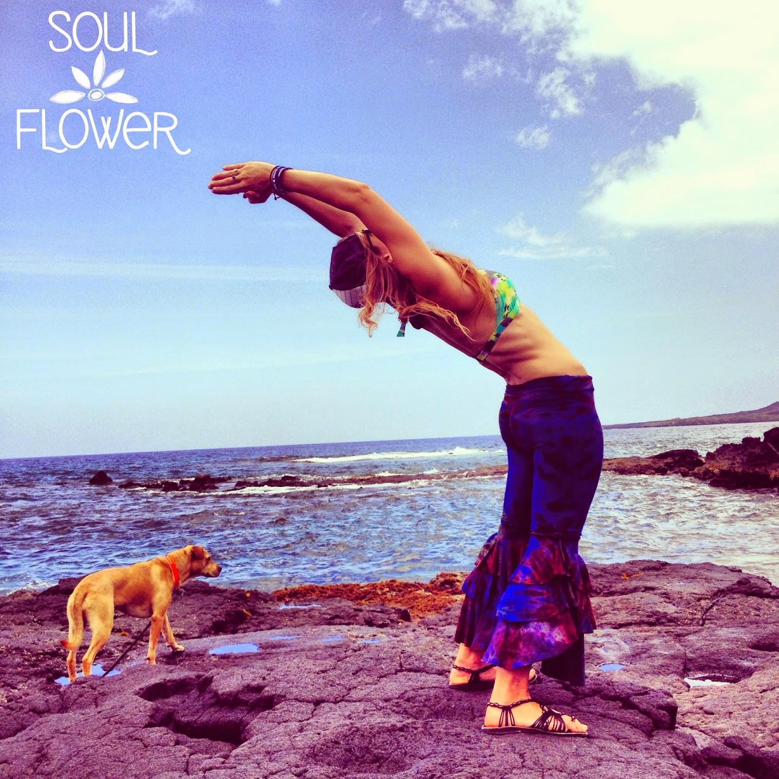 Get the Funk Tie Dye Pants Soul Flower Blog
