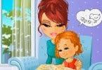 imagem Jogo  Ninando o Bebê