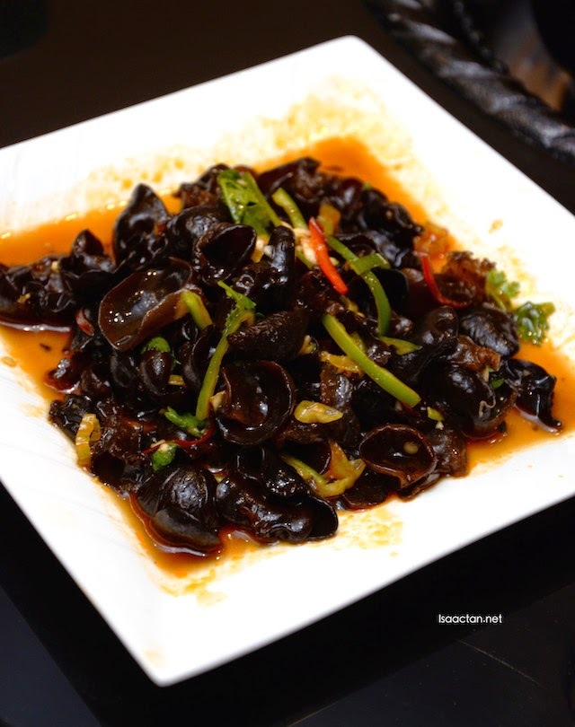 Stir Fried Black Fungus - RM18