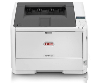 OKI B412dn Monochrome Printer Drivers Download