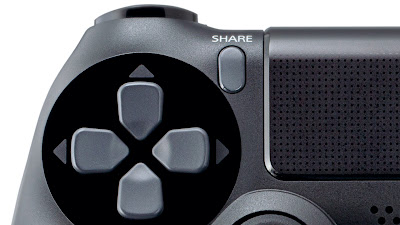 PlayStation 4 - 'Share' Button