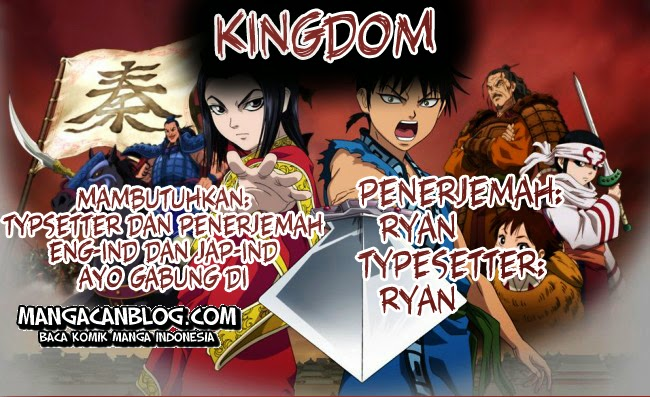 Dilarang COPAS - situs resmi www.mangacanblog.com - Komik kingdom 305 - Pergerakan Ousen 306 Indonesia kingdom 305 - Pergerakan Ousen Terbaru |Baca Manga Komik Indonesia|Mangacan