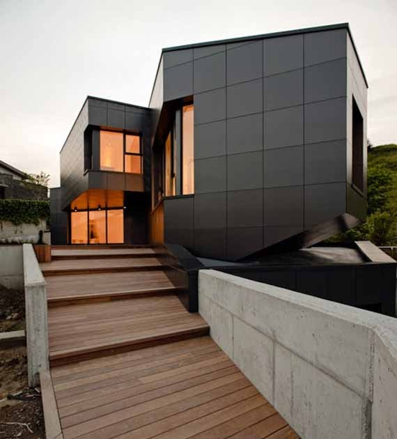 The Q House In Spain Design By Asensiomah amp JMAguirre