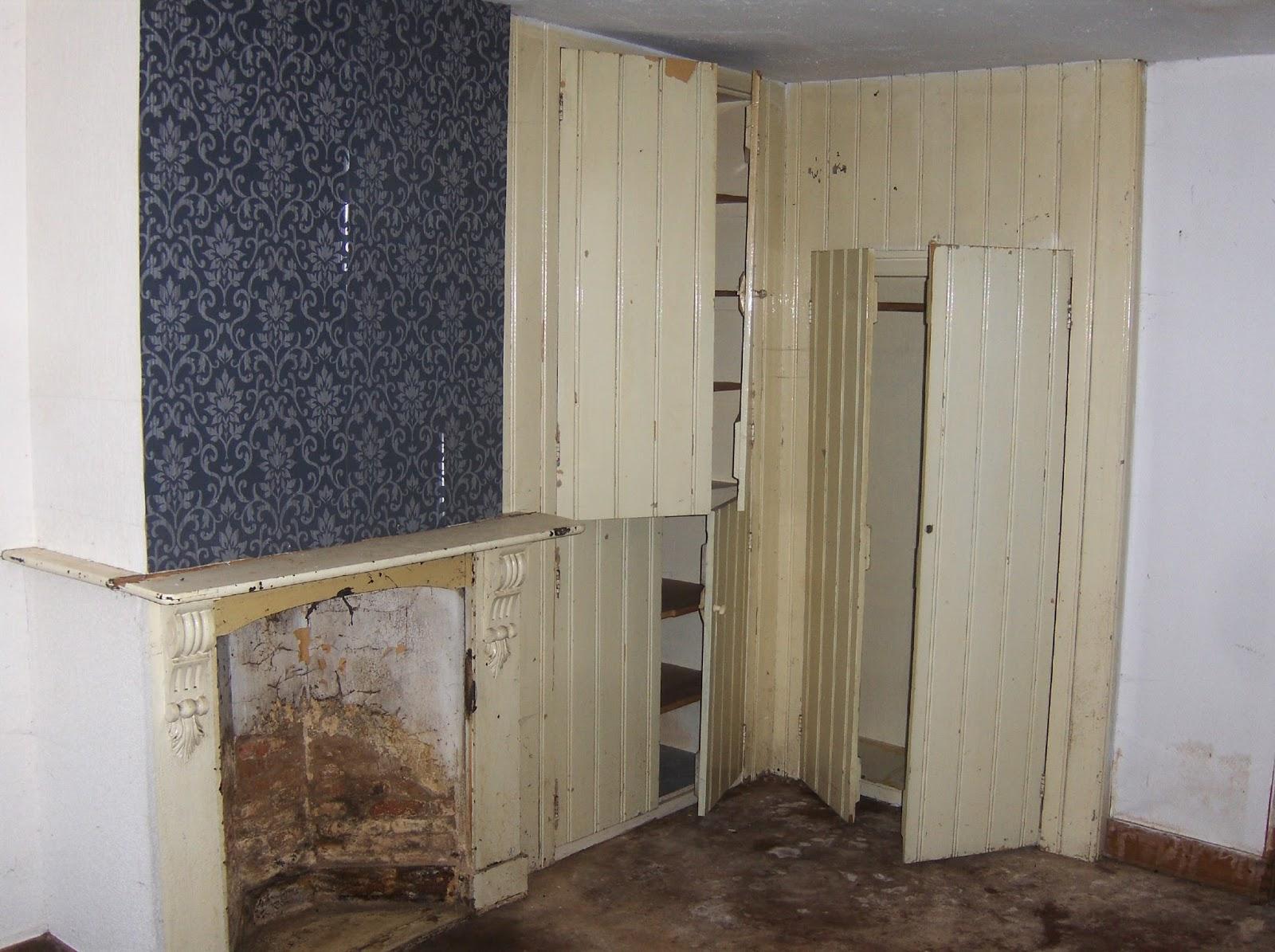 Jo de wit onderzocht maaskade 13 grave een huisje in een boerderij de voorkamer met zijn 19e - Interieur houten huisje ...