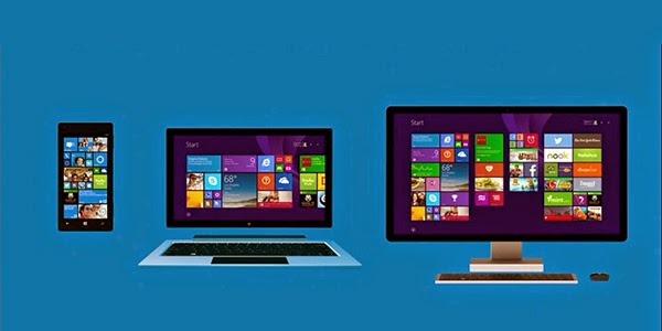 Microsoft's universal Windows apps will run on phones, tablets PCs and even the Xbox