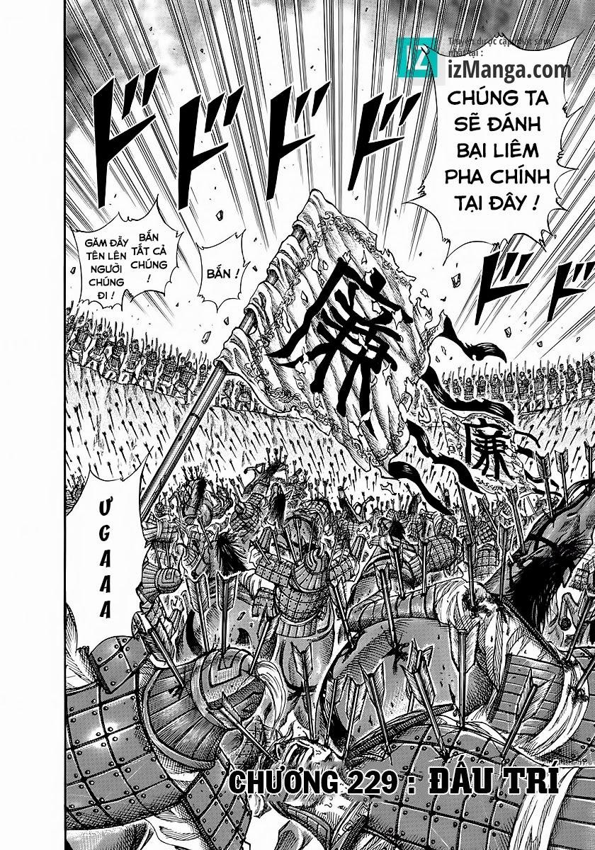Kingdom – Vương Giả Thiên Hạ (Tổng Hợp) chap 229 page 8 - IZTruyenTranh.com