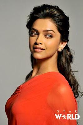 Deepika Padukone on India's Most Desirable