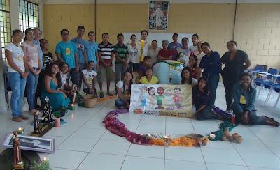 Roraima realiza formação para assessores da IAM e lança Juventude Missionária