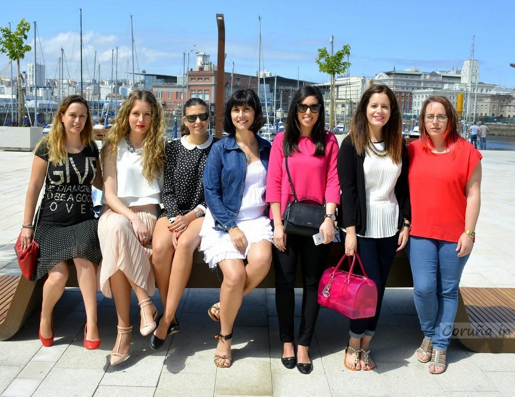 siete bloggers de éxito
