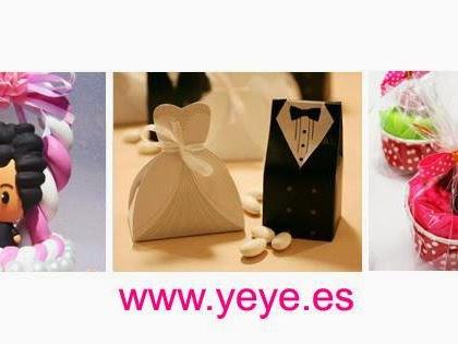 Yeye: regalos e invitaciones para bodas originales