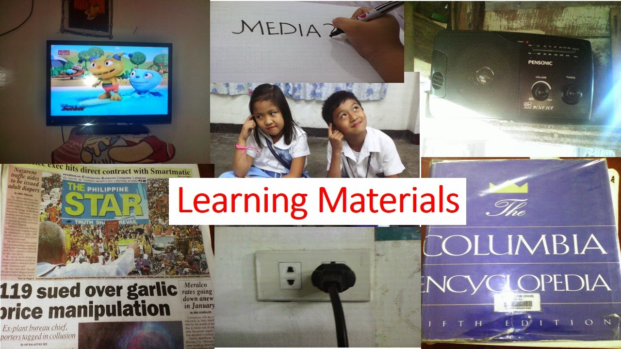 Learnning Materials
